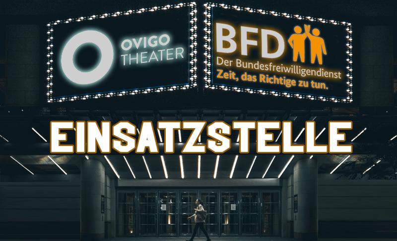 OVIGO Theater Bundesfreiwilligendienst