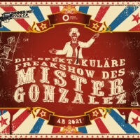 Dinner mit Killer, Die spektakuläre Freakshow des Mister Gonzalez