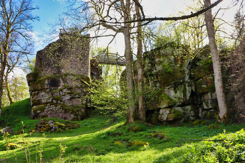 Zeitreise Burg Schellenberg, OVIGO Theater