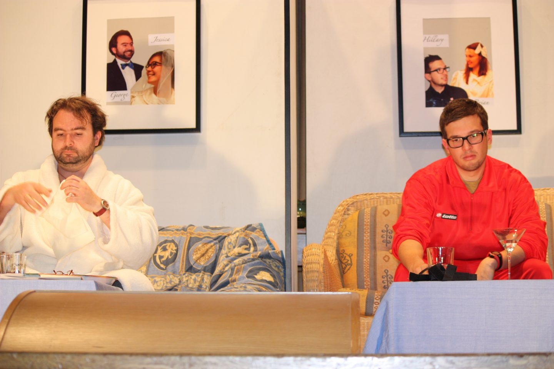 OVIGO Theater, Florian Waldherr, Florian Wein