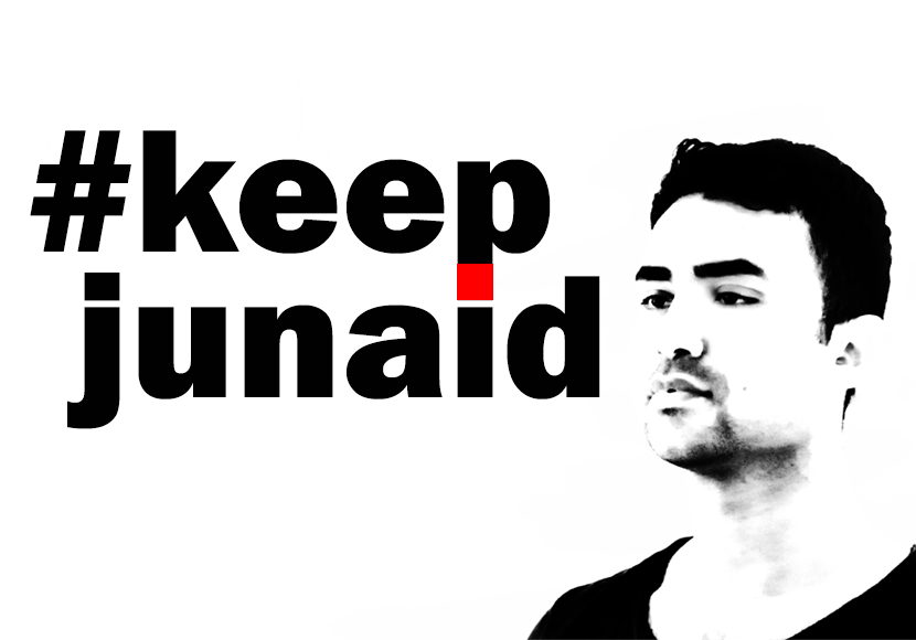 #KeepJunaid (OVIGO Theater)