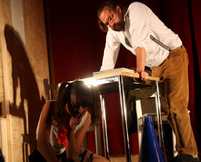 OVIGO Theater - Die Unterrichtsstunde