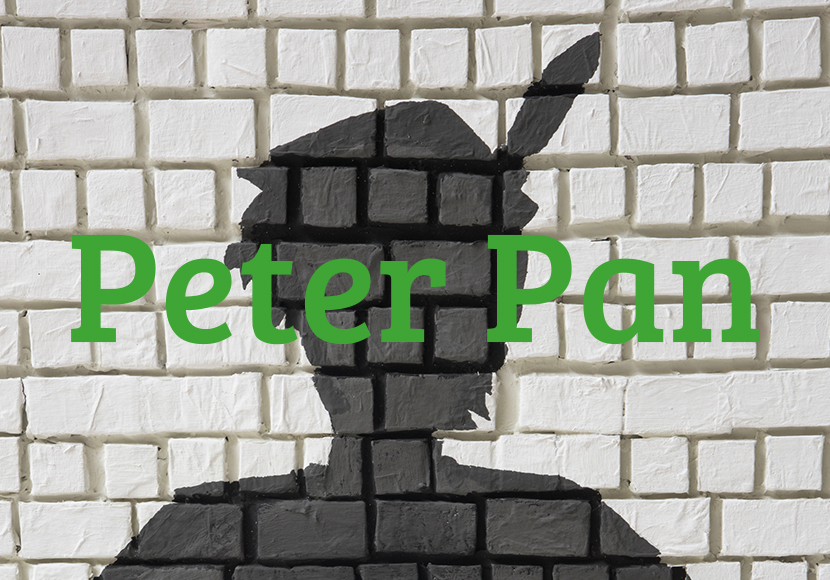 OVIGO Theater, Musical Peter Pan