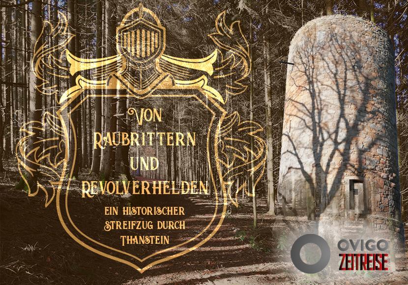 Ein historischer Streifzug durch Thanstein, OVIGO Theater Zeitreise