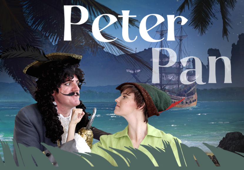 Musical Peter Pan, OVIGO Theater