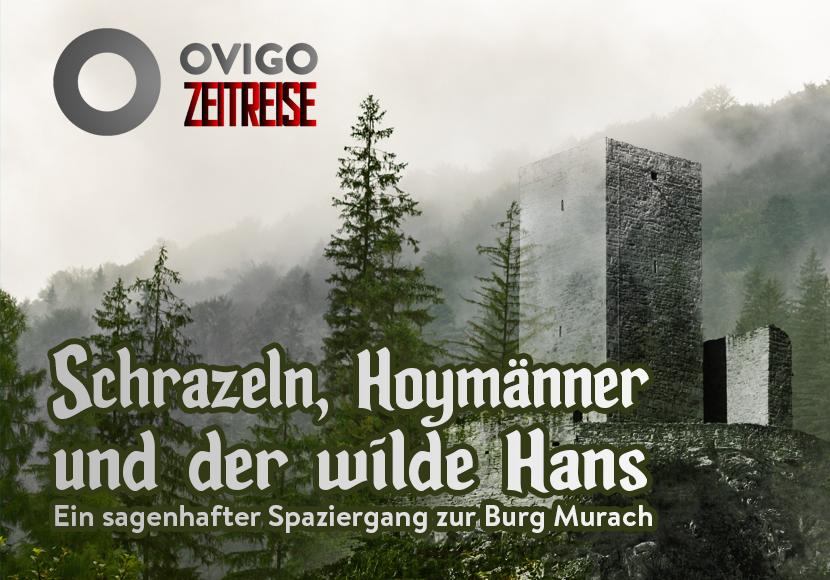 Sagenhafter Spaziergang zur Burg Murach