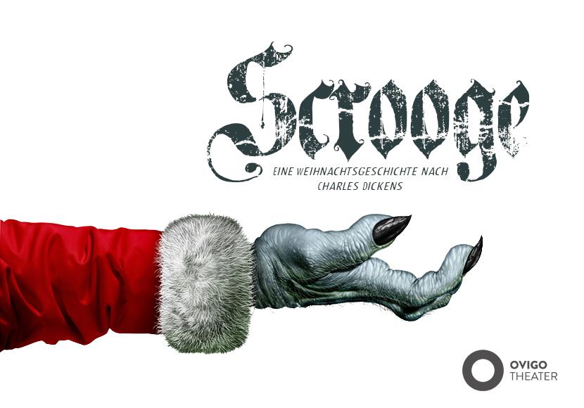 Scrooge - eine Weihnachtsgeschichte nach Charles Dickens (OVIGO Theater)
