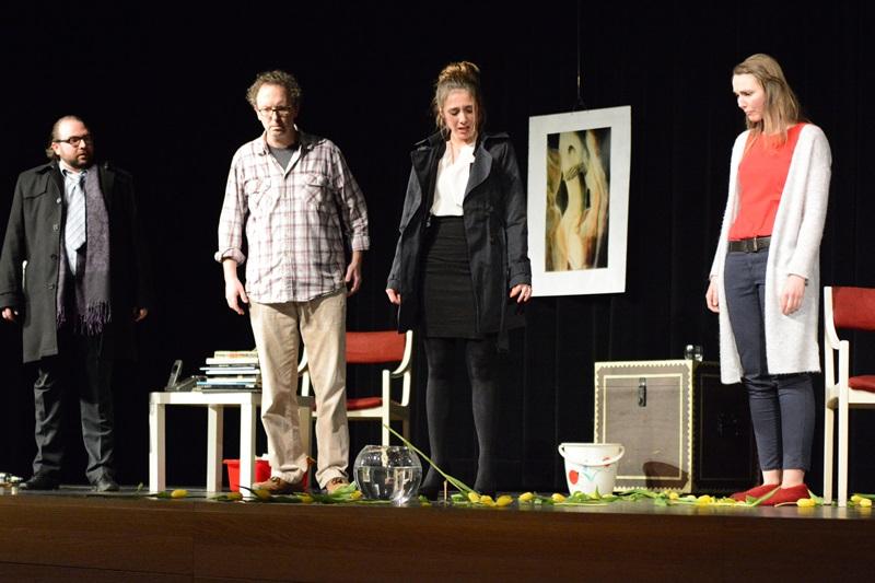 OVIGO Theater, Der Gott des Gemetzels