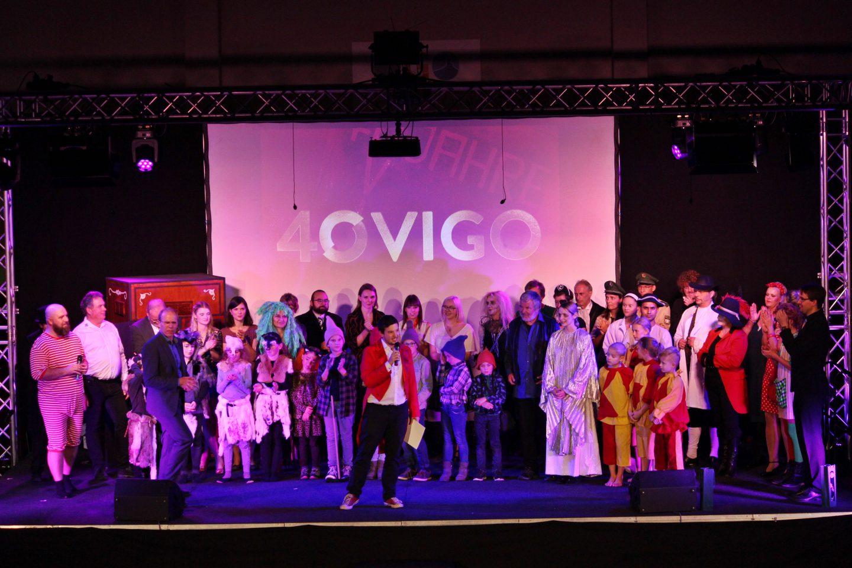 Jubiläums-Gala 40VIGO: rauschendes Fest mit bewegenden Momenten