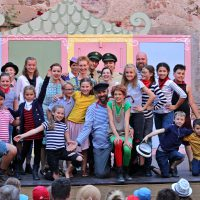 Schloss Burgtreswitz, OVIGO Theater, Musical Pippi Langstrumpf