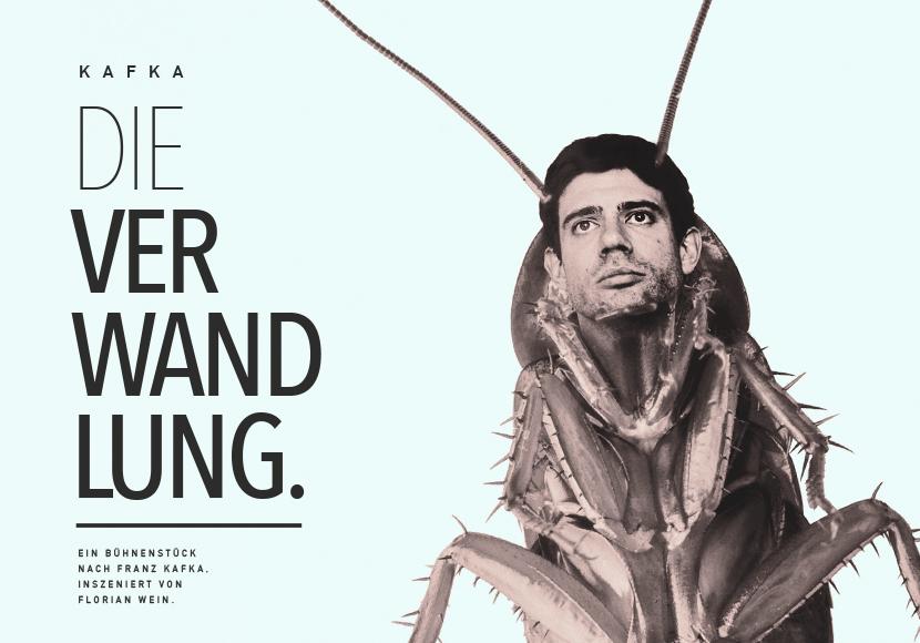 OVIGO Theater, Die Verwandlung, Franz Kafka