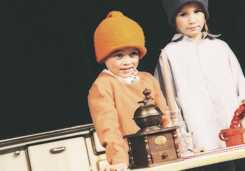 OVIGO Theater Kids, Jugendliche, Nachwuchs