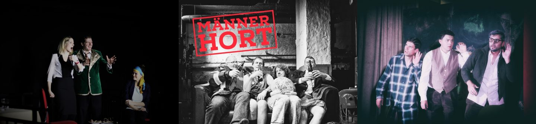 OVIGO Theater, Lampedusa/Männerhort/Die Verwandlung