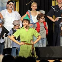 Musical Peter Pan, 2017, OVIGO Theater