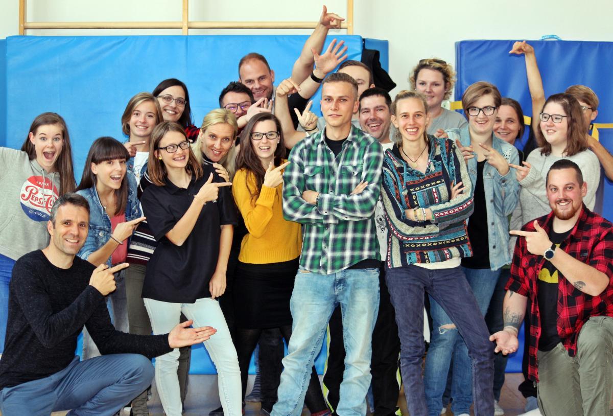 OVIGO Theater, Bundesfreiwilligendienst, Bufdi