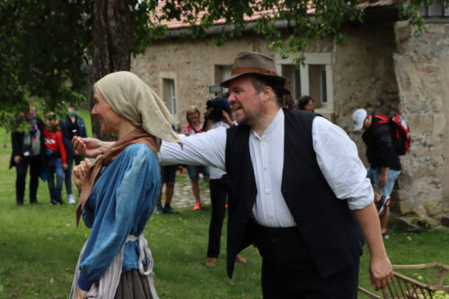 OVIGO Theater, Burg Murach, Zeitreise