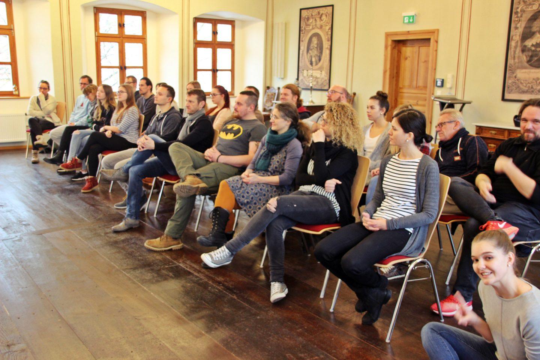 OVIGO Theater, Workshop, Pfreimd