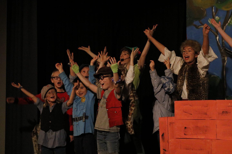Peter Pan, Musical, OVIGO Theater Kids