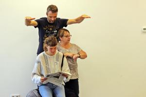 OVIGO Theater-Training mit Andreas Schopper