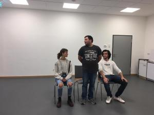 Theater-Training 2019, OVIGO (Gleiritsch)