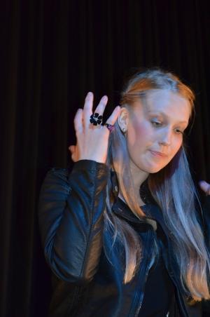 "OVIGO Theater, ""Jakes Frauen"", Magdalena Höcherl"