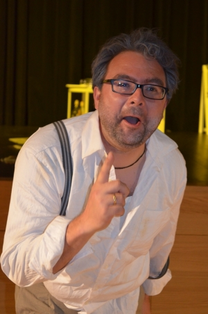 "OVIGO Theater, ""Jakes Frauen"", mit Florian Waldherr"