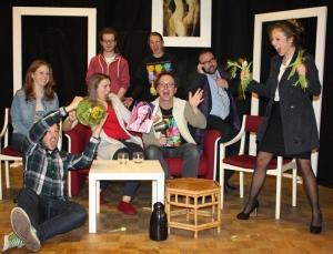 """""""Der Gott des Gemetzels"""" (2015), Regie: Florian Wein"""