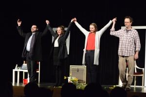 """""""Der Gott des Gemetzels"""", OVIGO Theater, Neunburg vorm Wald"""