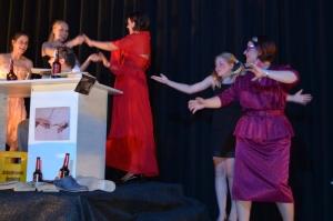 """OVIGO Theater, """"Jakes Frauen"""" im Jahr 2013"""