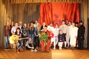 "OVIGO Theater, ""Dr. med. Hiob Prätorius"" in Oberviechtach (2014)"