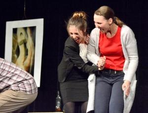 """Der Gott des Gemetzels"", OVIGO Theater 2015"