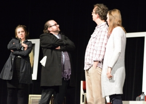 """Der Gott des Gemetzels"", OVIGO Theater, 2015"
