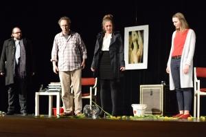 """Der Gott des Gemetzels"", OVIGO Theater, Neunburg v.W."