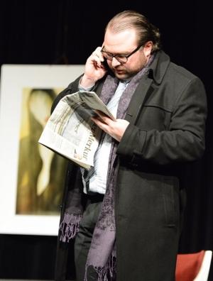 """Der Gott des Gemetzels"", OVIGO Theater, Florian Waldherr"