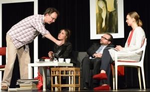 """Der Gott des Gemetzels"" (OVIGO Theater, 2015)"