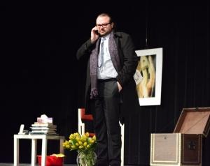 """Der Gott des Gemetzels"" (OVIGO Theater 2015), Florian Waldherr"