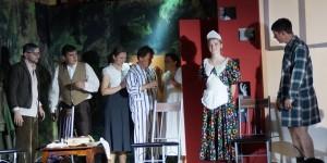 """OVIGO Theater, """"Die Verwandlung"""" (nach Franz Kafka)"""