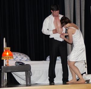"OVIGO Theater - ""Lucky Happiness Golden Express"" in Neunburg vorm Wald (2016)"