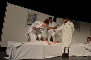 """OVIGO Theater, """"Dr. med. Hiob Prätorius"""" im Jahr 2014"""