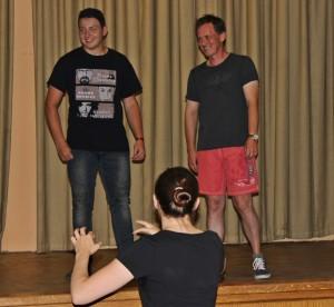 OVIGO-Improkurs mit Theresa Weidhas
