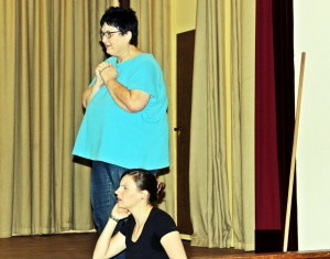 OVIGO Theater-Training mit Theresa Weidhas