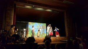 """Peter Pan"" in Pfreimd (OVIGO Theater)"