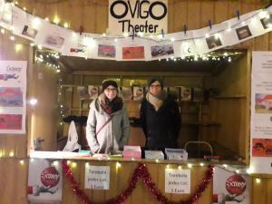 OVIGO Theater beim Christkindlmarkt Oberviechtach 2018