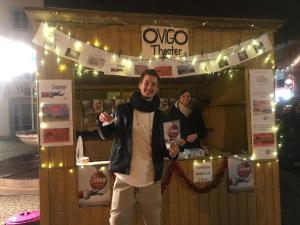 Christkindlmarkt Oberviechtach 2018, OVIGO Theater