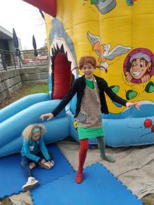 Pippi Langstrumpf bei der Schwarzachtalmesse 2019