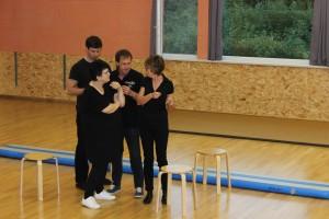 Viel Spaß beim OVIGO-Workshop in Oberviechtach, 2016