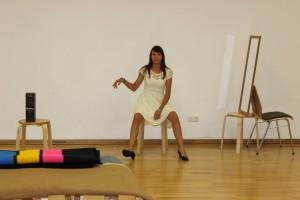 Schauspiel-Workshop in Oberviechtach, OVIGO Theater, Lisamarie Berger