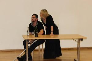 Schauspiel-Workshop in Oberviechtach, OVIGO Theater, Stefan Malzer und Christina Fink-Rester