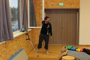 Schauspiel-Workshop in Oberviechtach, OVIGO Theater, Florian Wein
