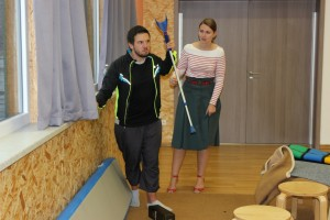 Workshop in Oberviechtach, OVIGO Theater